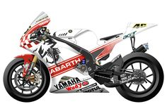 Yamaha YZR-M1 2007 - Abarth
