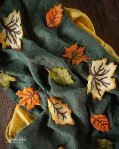 Herbstblatt Tuiles - Maren Lubbe - Feine Köstlichkeiten Collection, Delicious Recipes, Foodies, Muffins, Sweets, Magic, Kitchen, Fortune Cookie, Bakken