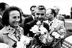 Nicolae y Elena Ceausescu, 1976. Fotografía: Ion Chibzii (CC BY-SA 2.0)