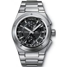 IWC INGENIEUR 42.5MM AUTOMATIC CHRONOGRAPH IW3725-01 For more information follow this link : http://www.luxurysouq.com/luxurysouq/IWC-Ingenieur-42.5mm-Automatic-Chronograph-IW3725-01