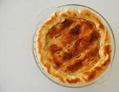 Pastel de pollo fácil en 30 minutos – Chicken Pie – Receta
