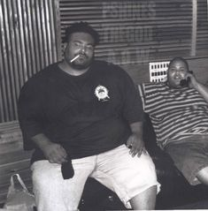 Dig this picture of Big Pun and Fat Joe in 2013 Hip Hop And R&b, 90s Hip Hop, Hip Hop Rap, Big Pun, Ropa Hip Hop, Rapper Delight, Hip Hop Quotes, Rap Quotes, Movie Quotes