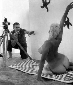 Russ Meyer & June Wilkinson