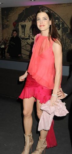 Charlotte Casiraghi's best fashion and style moments - Photo 7 | Celebrity news in hellomagazine.com