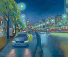 Noční město II