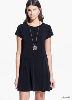 awesome Siyah elbise modelleri 2015