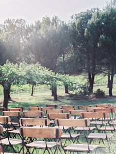 california ranch ceremony setting | via: snippet & ink