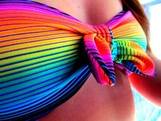 Taste The Rainbow Pink Summer, Summer Of Love, Summer Colors, Summer Time, Summer Outfits, Cute Outfits, Summer Clothes, Taste The Rainbow, Bikinis