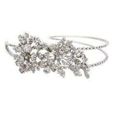 Captivating Romance Side Tiara. This is stunning! Imagine it with a wedding veil!