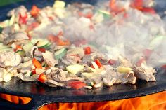 Grilled Chicken Tenders, Bruschetta Chicken, Cast Iron Cooking, Quick Dinner Recipes, Wok, Grilling Recipes, Betta, I Foods, Zucchini