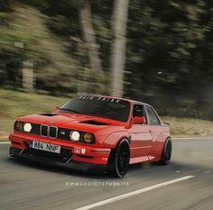 Bmw (Hopefully not an original donor) Bmw E30 M3, Tuning Bmw, E36 Coupe, Bmw Autos, Bmw Classic Cars, Street Racing Cars, Tuner Cars, Modified Cars, Bmw Cars