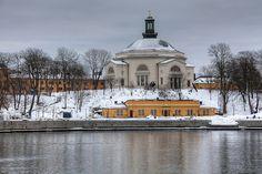 Skeppsholmskyrkan (Skeppsholms Church) - Stockholm, Sweden From Agr8one on Flicker