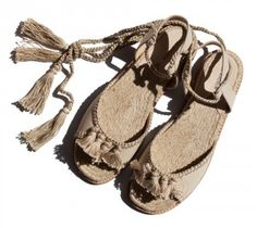 Paul Andrew Espadrille Sandals