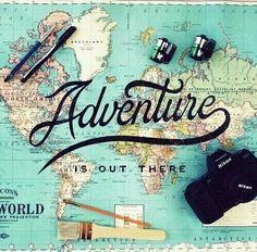 Quiero vivir miles de aventuras contigo o sin ti