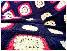 sunny squares Squares, Blanket, Crochet, Ceilings, Crochet Crop Top, Chrochet, Rug, Blankets, Cover