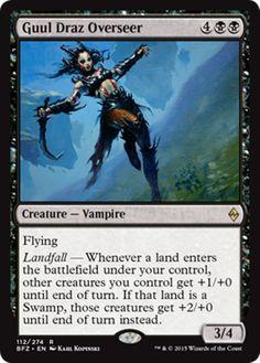 http://www.ebay.com/itm/mtg-BLACK-VAMPIRES-DECK-Magic-the-Gathering-rare-cards-bloodline-keeper-drana-/351958258315?ssPageName=STRK:MESE:IT