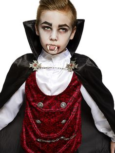 Dark Vampire   Child Costume