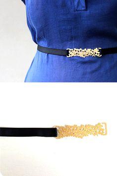 Gold flower belt bridesmaids belt bridal sash wedding by meydalle