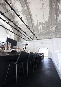 """The Wanderlust Food Diaries"": ""Seven Days"" ( a.k.a., The Jane Restaurant, Antwerp Belgium) ...  On the Menu: ""Seven Days"" of Brunch in Belgium"