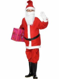 Luxury Santa costume for boys by Smiffys, http://www.amazon.co.uk/dp/B003BR7N8G/ref=cm_sw_r_pi_dp_PKKQsb0F1RE5W