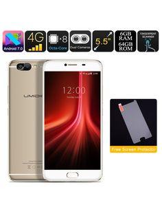 UMIDIGI Z1 Android Phone (Gold)