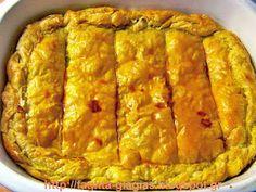 Πίτα με το Πασχαλινό αρνί ή κατσίκι που μας περίσσεψε - από «Τα φαγητά της γιαγιάς»