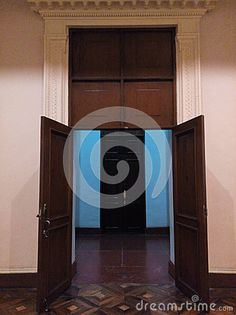 Photo about A new opportunity is available when a new door opens and the other closes. Photo taken at the national museum Manila. Image of taken, manila, museum - 93603944 New Opportunities, National Museum, Manila, Opportunity, Doors, Led, Image, Gate