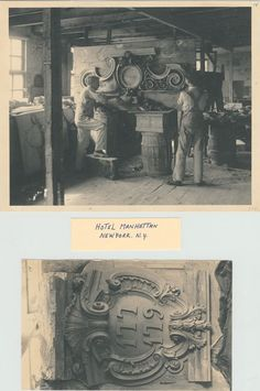 Hecla Iron Works from 1876 to 1908.