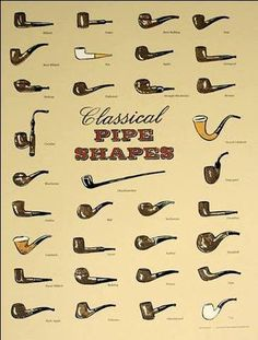 Classic Pipe Shapes