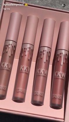 Keeping Up With Kimye — KKW x Kylie Cosmetics