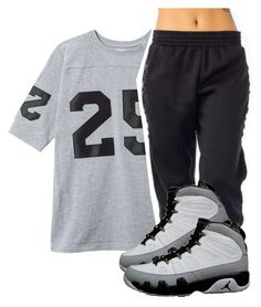 """""""/dry a$ set\"""" by trill-lesbian ❤ liked on Polyvore featuring Organic by John Patrick"""