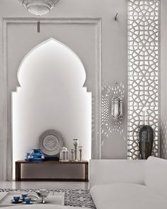 Take a look at these Moroccan Interior Design Ideas for inspiration. Moroccan style living room furniture suggestions that will create an authentic Moroccan feel. Interior Design History, Decor Interior Design, Interior Decorating, Moroccan Design, Moroccan Style, Style Marocain, Morrocan Decor, Modern Moroccan Decor, Moroccan Lanterns