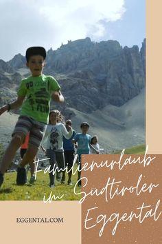 Die besten Tipps für einen unvergesslichen Familienurlaub im Südtiroler Eggental! Die Berge machen den Familienurlaub natürlich spannend. Was ihn aber unvergleichlich macht, sind die Dolomiten! Ein Sommer im Eggental ist für immer. Und immer wieder! Am Meer, Movies, Movie Posters, Family Vacations, Mountains, Adventure, Summer, Tips, Films