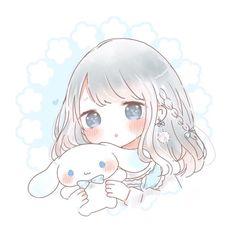 anime chibi Its okay, Im used to getting hurt Manga Kawaii, Cute Anime Chibi, Kawaii Chibi, Kawaii Art, Kawaii Anime Girl, Anime Angel, Bebe Anime, Desenhos Love, Fan Art Anime