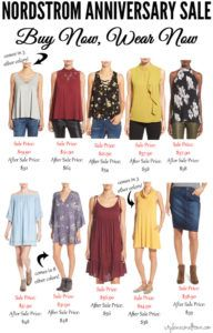 #NSale- Buy Now, Wear Now | Style in a Small Town