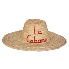 chapeau brodé personnalisé