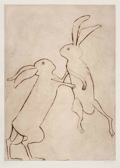 Just love rabbits!