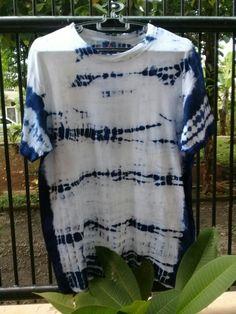 Nui Shibori T shirt