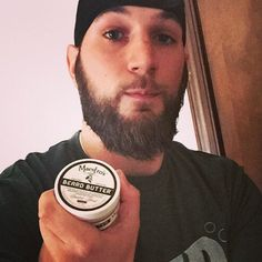 @drewcaps88 Welcome to Maestro's Classic Beard Gang and thanks for being Undeniably Good at spreading the news about our beard butter. We appreciate you. Maestro Salute.