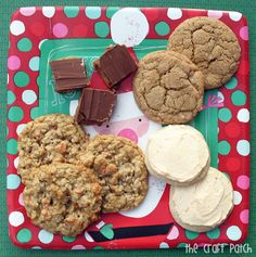 The Craft Patch: Christmas Cookies 2012