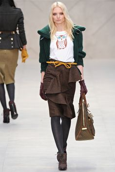seriously feeling everything from the 2012 f/w burberry prosum collection.