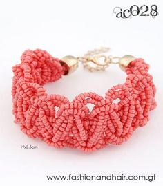 Boho braided bracelets