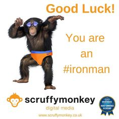 Good Luck to all the athletes taking part in #ironman and #ironkids today and tomorrow. #bolton #run @boltoncouncil @IRONKIDS @scruffymonkeydm