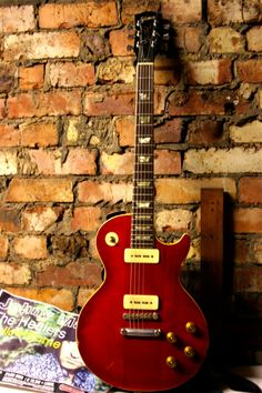 Johnny Marr's 1954 Gibson Les Paul