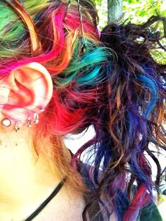 rainbowhair