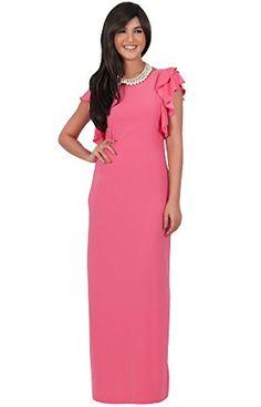 (too ruffly?)  Koh Koh Women's Ruffled LayePink Short Sleeve Slender Fit... http://www.amazon.com/dp/B00QF680IC/ref=cm_sw_r_pi_dp_ydTgxb1F8CH3X