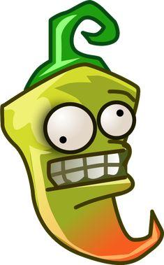 Plants vs Zombies 2 pickled-pepper(All-star) (R) by illustation16 on DeviantArt