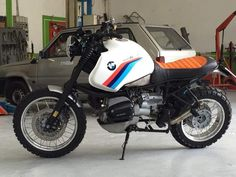 BMW R 1100 Gs ABS scrambler special Cafe racer 2
