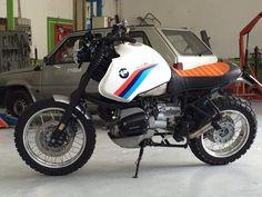 BMW R 1100 Gs ABS scrambler special Cafe racer 2
