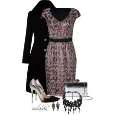 Let the Company Party Begin, created by imclaudia-1 on Polyvore